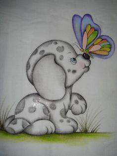 Lilica Arts: Painting in Diapers Disney Drawings Sketches, Girl Drawing Sketches, Art Drawings Sketches Simple, Girly Drawings, Pencil Art Drawings, Cartoon Drawings, Animal Drawings, Easy Disney Drawings, Cartoon Painting