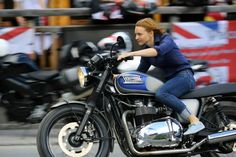Triumph Tridays Fun/Run - Ph. Jörn Zastera (via Motographite)