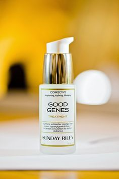 Sunday Riley Good Genes |A must-have product for a clear face and glowing skin|