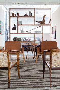 47 melhores imagens de Estantes e Nichos   Dining room, Living Room ... 51a418d515