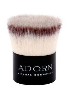 7 Winter Beauty Essentials: Adorn Cosmetics Kabuki Brush from The Iconic. #Stylish365