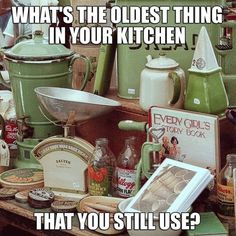 Kitchen tools that are still the best! Have A Good Weekend, Old Kitchen, Kitchen Tools, Vintage Kitchenware, Irish Blessing, Book Girl, Life Is An Adventure, Do You Remember, The Good Old Days