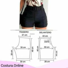 Harley Quinn Cosplay, Sewing Clothes, Overall Shorts, Skinny, Overalls, Sewing Patterns, Casual Shorts, Short Dresses, Barbie