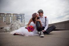 couple pose