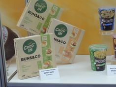 Buns&Co at the New Product Expo, PLMA Fair Amsterdam 2016 New Product, Buns, Amsterdam, Bakery, Natural, Bread Rolls, Bakery Shops, Chongos, Breads