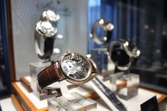 WtheJournal - La Tradition Breguet at the Heart of Amsterdam Amsterdam, Watches, Heart, Leather, Accessories, Luxury Watches, Wristwatches, Clocks, Hearts