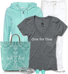 """""""TOMS: One Day Without Shoes"""" by happygirljlc ❤ liked on Polyvore"""