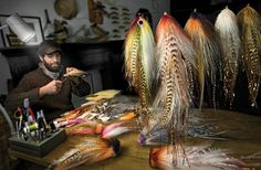 Fly Fishing: The Ultimate Streamer for Fooling Giant Muskies and pike. For more fly fishing info follow and subscribe www.theflyreelguide.com. Also check out the original pinners site and support