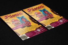 Flyer Páscoa Dolci e Salati