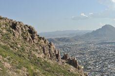 Vista de Chihuahua  César Rocha de la Rocha