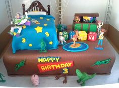 Bolo Do Paw Patrol, Paw Patrol Cake, Cumple Toy Story, Festa Toy Story, Toy Story Theme, Toy Story Party, Andys Room Toy Story, Bolos Toy Story, Bento