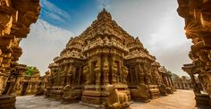 Countless Devotees Are Drawn to It, What Makes the Kanchi Kailasanathar Temple So Special?