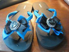 4 Pairs Flip Flops Bridesmaid Favors