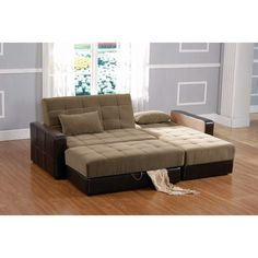 DIY: Case for a Couch with Chaise Longue  - http://theinterioridea.com/diy-case-for-a-couch-with-chaise-longue/