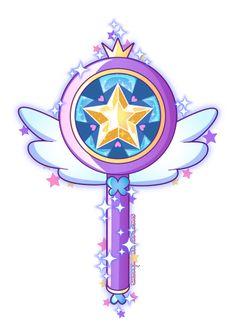 Estrella de la mariposa (pre-caramelo ver) y la reina ... - Sugar Coated Unicornios