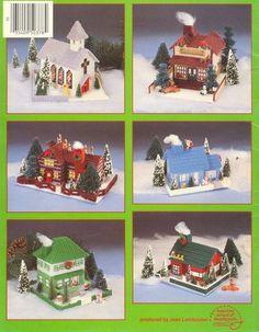 Christmas Village #3 19/19