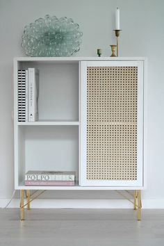 The best IKEA hacks for upgrading your furniture . , The best IKEA hacks for upgrading your furniture their Custom Furniture, Home Furniture, Furniture Design, Furniture Ideas, Kitchen Furniture, Ikea Storage Furniture, Ikea Eket, Design Ikea, Lamp Design