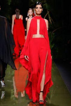 Balmain SS 2017 Fashion Show & more details