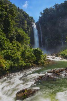 Maria Cristina Falls, Laguna, Philippines