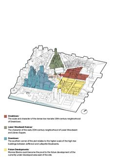 Gallery of Schmidt Hammer Lassen Architects Unveil Landmark Mixed-Use Development for Downtown Detroit - 6