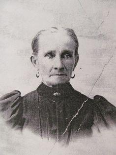 Elizabeth Daniels Brown Wife of Peter Later
