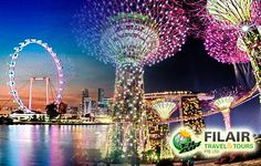 $39/Pax for Admission to Gardens by the Bay (Flower Dome + Cloud Forest) + Singapore Flyer + Journey of Dreams + Free 6D XD Motion Ride @ Singapore Flyer*=> http://www.coupark.com/deal/84928/pax-gardens-by-the-bay-flower-dome-cloud-forest-singapore.html