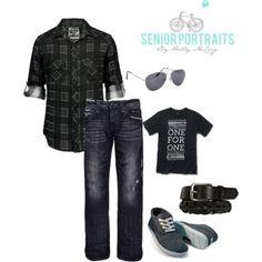 what to wear - senior boy