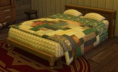softpine cc finds — Quilted Bedding The Sims, Sims Cc, Sims 4 Decades Challenge, Sims 4 Cc Folder, Sims 4 House Design, Sims 4 Gameplay, Sims Four, Sims 4 Cc Packs, Sims Games