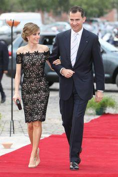 E a Espanha vai ganhar nova rainha! Conheça o estilo de Letizia Ortiz, princesa consorte de Astúrias, em 10 momentos | Chic - Gloria Kalil: ...