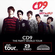 #CD9 en Monterrey #ONTOURmx