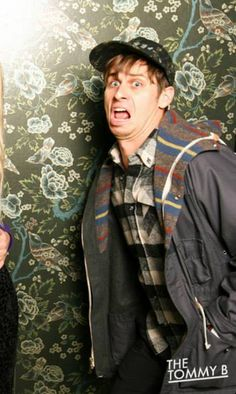 Mark Foster Funny Face :) Foster The People