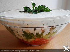 Brathähnchen-Schichtsalat, ein beliebtes Rezept aus der Kategorie Fleisch & Wurst. Bewertungen: 4. Durchschnitt: Ø 3,8.