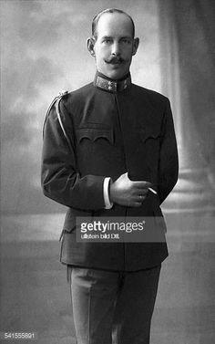 Constantine I Crown Prince of Photographer Boehringer K undatedVintage property of ullstein bild Greek Royalty, Greek Royal Family, Grand Duchess Olga, Denmark, Royals, Greece, Children, Fictional Characters, World War