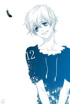 terror in resonance anime: Twelve aka Toji