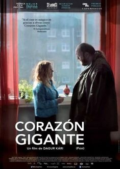 Corazón gigante, cine islandés.