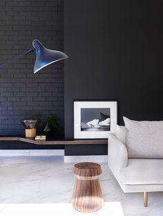 Homes to Inspire   Marble Floors + Lovely Light - The Design Chaser