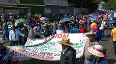 En Asamblea General, representantes del ala radical del magisterio michoacano acordaron marchar desde las principales entradas y salidas; planean colapsar la capital michoacana – Morelia, Michoacán, 20 de junio de ...