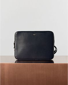 CÉLINE fashion and luxury leather goods 2013 Spring - Side lock clutch - 4