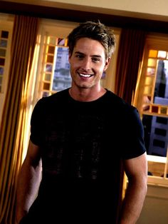 I've never been really practical. I mean, back when I played baseball in high school, I just assumed I would play professionally. (chuckles softly) And it didn't happen obviously, not by a longshot. Justin Hartley