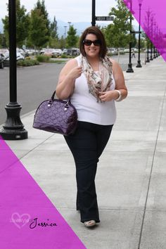 """Wearing the Torrid Source of Wisdom thick stitch boot cut.    My review is A+, good job Torrid. These Source of Wisdom jeans fit great all day, didn't stretch and get weird. Your new slogan """"We Swear By The Fit"""" is right on and I want to thank you for making the changes to get it right. The sizing is on point now and I think I'm converted :)"""