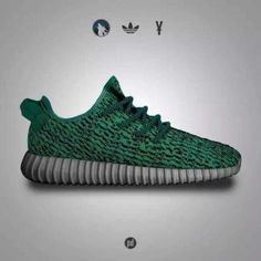 Adidas Yeezy Boost 350 Low Kanye West grass green for mens