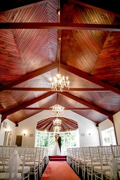 Rustic Chapel for your wedding ceremony