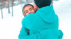 Hugging your love, you hug the whole universe. Let's make hugs warmer! You can help Together Wear project - worlds first hugging hoodies.  Get on Kikstarter https://www.kickstarter.com/…/together-wear-your-daily-doze…