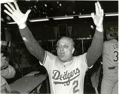 Tommy Lasorda is the ultimate motivator...
