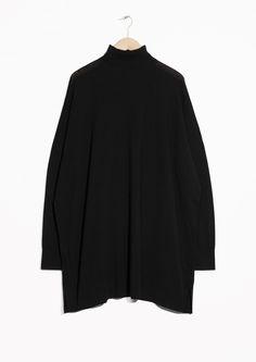 & Other Stories | Turtleneck Dress