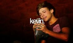 Louis's love for Kevin the pigeon