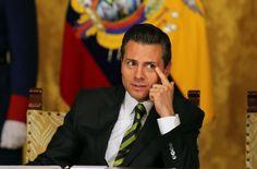 Everyone Loves Mexican President Enrique Peña Nieto, Except Mexicans