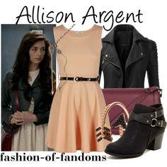Allison Argent by fofandoms on Polyvore featuring polyvore fashion style Doublju Indigo Road Warehouse Bee Goddess