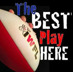 The Best Play Here ! Independent Womens Football League