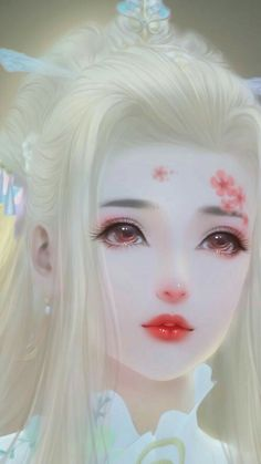 His from a very rare clan of tribe that holds a unequaled beauty, bra… # Fantasi # amreading # books # wattpad 3d Fantasy, Anime Fantasy, Fantasy Girl, Fantasy Artwork, Fantasy Romance, Beautiful Fantasy Art, Beautiful Anime Girl, Princesas Disney Zombie, Evvi Art